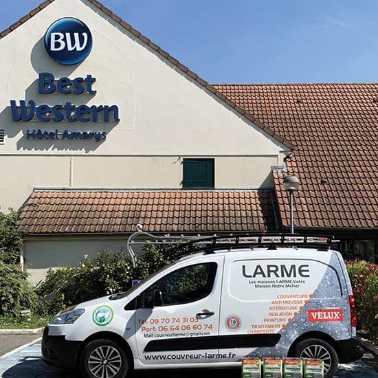Entreprise de rénovation Saint-Nazaire
