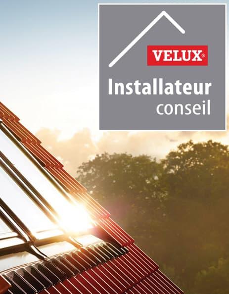 Larme installateur Velux Loire-Atantique